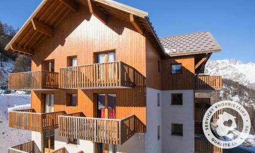 Location Puy-Saint-Vincent : Résidence les Gentianes - Maeva Home été