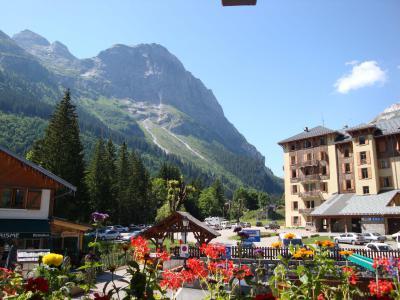 Rent in ski resort Résidence les Glières - Pralognan-la-Vanoise - Summer outside
