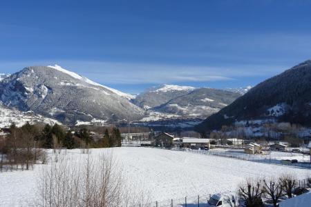 Holiday in mountain resort 3 room mezzanine apartment 6 people (148) - Résidence les Glières - Les Arcs