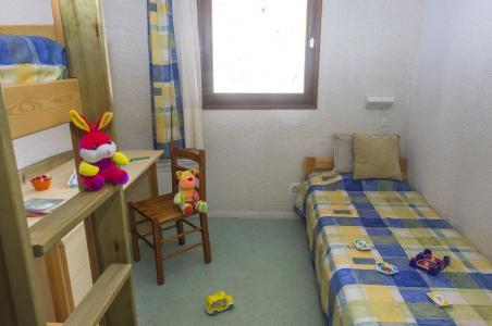 Urlaub in den Bergen 4-Zimmer-Appartment für 7 Personen - Résidence les Gorges Rouges - Valberg / Beuil - Schlafzimmer