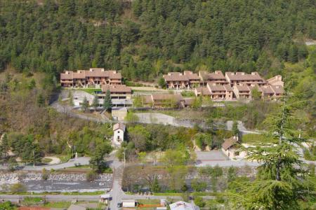 Location au ski Residence Les Gorges Rouges - Valberg / Beuil - Extérieur été