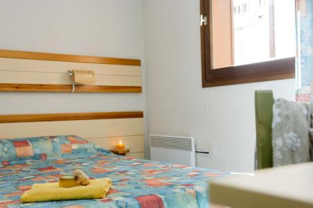 Urlaub in den Bergen Résidence les Gorges Rouges - Valberg / Beuil - Schlafzimmer
