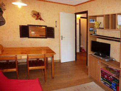 Holiday in mountain resort 2 room apartment sleeping corner 6 people (106) - Résidence les Gradins - Les Orres - Table