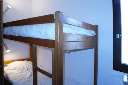 Holiday in mountain resort 3 room duplex apartment cabin 8 people (119) - Résidence les Gradins - Les Orres - Bunk beds