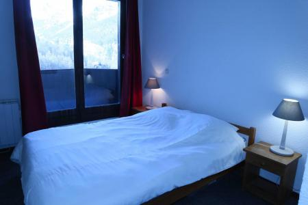 Holiday in mountain resort 3 room duplex apartment cabin 8 people (119) - Résidence les Gradins - Les Orres - Double bed