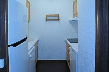 Holiday in mountain resort 3 room duplex apartment cabin 8 people (119) - Résidence les Gradins - Les Orres - Kitchenette
