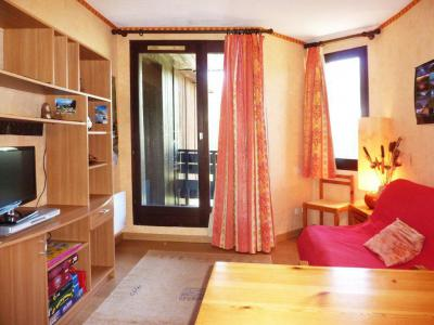 Holiday in mountain resort 2 room apartment sleeping corner 6 people (106) - Résidence les Gradins - Les Orres