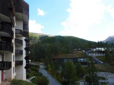 Holiday in mountain resort 2 room apartment sleeping corner 6 people (110) - Résidence les Gradins - Les Orres