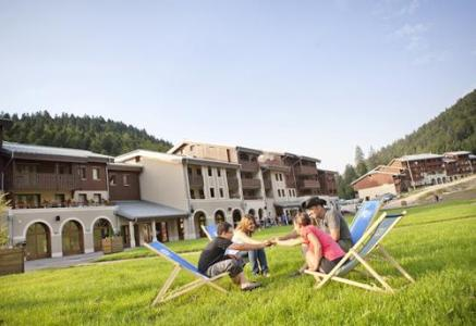 Holiday in mountain resort Residence Les Grandes Feignes - La Bresse - Summer outside