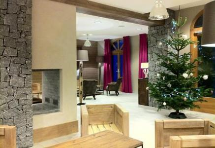 Holiday in mountain resort Residence Les Grandes Feignes - La Bresse - Reception