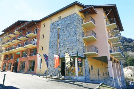 Location au ski Résidence les Grands Ax - Ax-Les-Thermes - Extérieur été