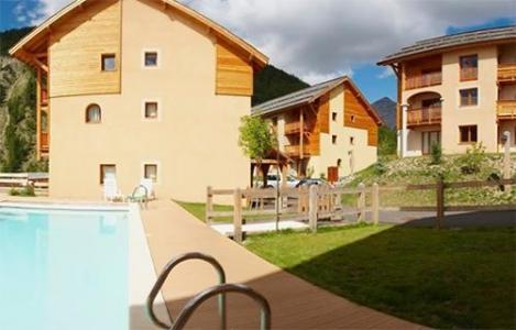 Location au ski Residence Les Granges D'arvieux - Arvieux en Queyras - Extérieur été