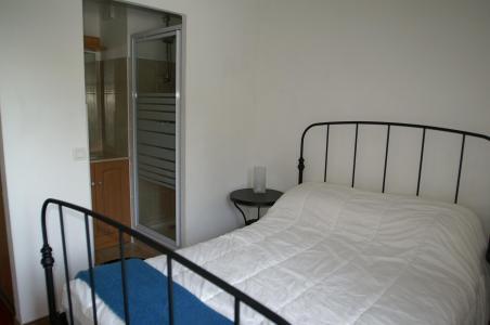 Vacances en montagne Appartement 3 pièces cabine 6-8 personnes - Résidence les Granges des 7 Laux - Les 7 Laux - Lit double