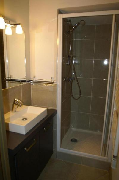 Vacances en montagne Appartement 3 pièces cabine 6-8 personnes - Résidence les Granges des 7 Laux - Les 7 Laux - Salle d'eau