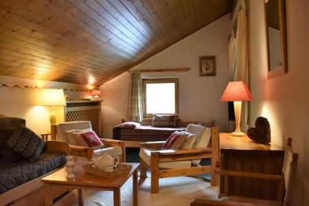 Vacances en montagne Appartement 3 pièces 6 personnes (9) - Résidence les Grangettes - Méribel - Séjour