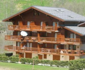 Location au ski Appartement 3 pièces 6 personnes (01) - Residence Les Grangettes - Arêches - Extérieur été