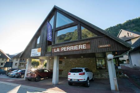 Wakacje w górach Résidence Les Hameaux de La Perrière - Saint Colomban des Villards - Na zewnątrz latem