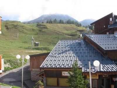 Location au ski Studio 3 personnes (166) - Résidence les Hameaux I - La Plagne - Extérieur été