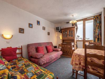 Vacances en montagne Studio 3 personnes (166) - Résidence les Hameaux I - La Plagne