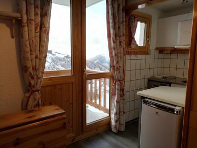 Vacances en montagne Studio 4 personnes (268) - Résidence les Hameaux I - La Plagne