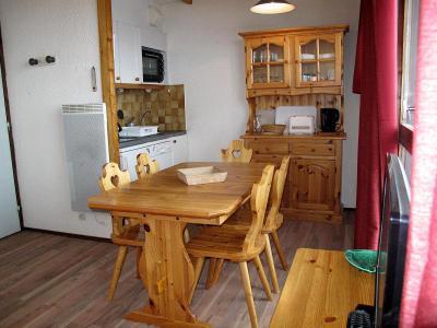 Vacances en montagne Appartement 3 pièces 6 personnes (438) - Résidence les Hameaux I - La Plagne - Kitchenette