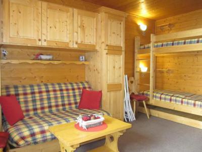 Vacances en montagne Studio 3 personnes (254) - Résidence les Hameaux I - La Plagne - Séjour