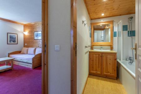 Vacances en montagne Studio 2 personnes (220) - Résidence les Hameaux II - La Plagne