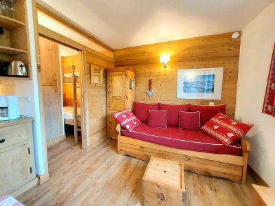 Vacances en montagne Studio 4 personnes (214) - Résidence les Hameaux II - La Plagne