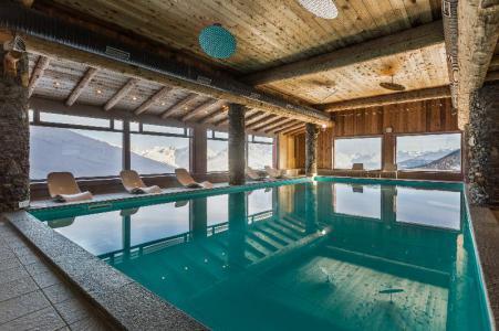 Vacances en montagne Appartement 3 pièces 6 personnes (A24) - Résidence les Hauts Bois - La Plagne