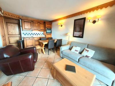 Vacances en montagne Appartement 3 pièces 6 personnes (A38) - Résidence les Hauts Bois - La Plagne