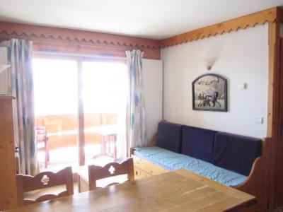 Vacances en montagne Appartement 3 pièces 6 personnes (25A) - Résidence les Hauts Bois - La Plagne - Séjour
