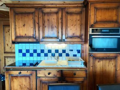 Vacances en montagne Appartement 3 pièces 6 personnes (A38) - Résidence les Hauts Bois - La Plagne - Cuisine