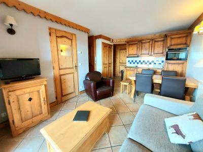 Vacances en montagne Appartement 3 pièces 6 personnes (A38) - Résidence les Hauts Bois - La Plagne - Séjour