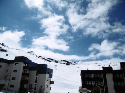 Location au ski Appartement 3 pièces 5 personnes (2) - Residence Les Hauts De Chaviere - Val Thorens - Extérieur été