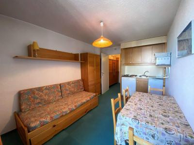 Holiday in mountain resort Studio 2 people (303) - Résidence les Hauts de la Vanoise - Val Thorens