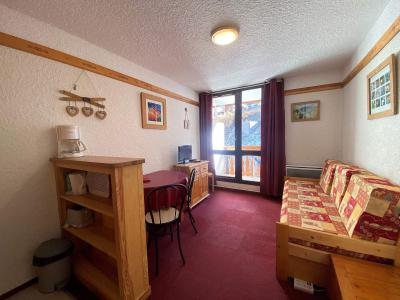 Holiday in mountain resort Studio 2 people (316) - Résidence les Hauts de la Vanoise - Val Thorens