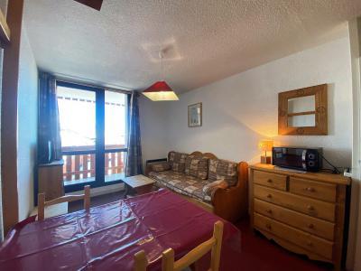 Holiday in mountain resort Studio 2 people (506) - Résidence les Hauts de la Vanoise - Val Thorens