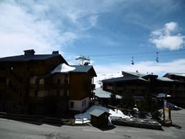 Holiday in mountain resort Studio 2 people (202) - Résidence les Hauts de la Vanoise - Val Thorens