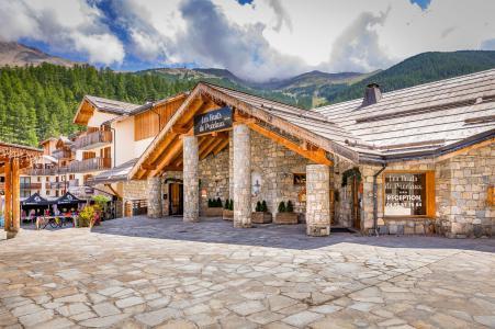 Rent in ski resort Résidence les Hauts de Préclaux - Les Orres - Summer outside