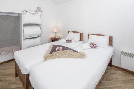 Urlaub in den Bergen Résidence les Hauts de Préclaux - Les Orres - Einzelbett