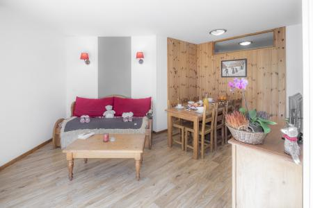 Urlaub in den Bergen Résidence les Hauts de Préclaux - Les Orres - Essbereich