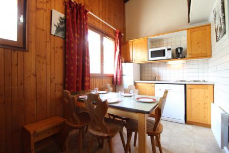 Vacances en montagne Studio mezzanine 5 personnes (221) - Résidence les Hauts de Val Cenis - Val Cenis - Cuisine