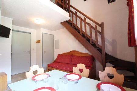 Vacances en montagne Studio mezzanine 5 personnes (221) - Résidence les Hauts de Val Cenis - Val Cenis - Séjour
