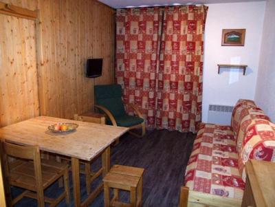 Vacances en montagne Studio 3 personnes (604) - Résidence les Hauts de Vanoise - Val Thorens