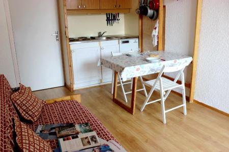 Vacances en montagne Studio 2 personnes (402) - Résidence les Hauts de Vanoise - Val Thorens - Séjour