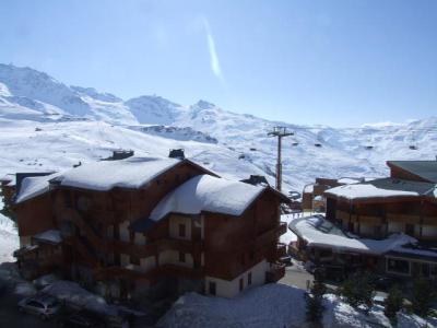 Vacances en montagne Studio 2 personnes (409) - Résidence les Hauts de Vanoise - Val Thorens - Séjour