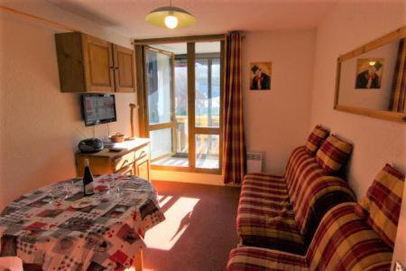 Vacances en montagne Studio 3 personnes (513) - Résidence les Hauts de Vanoise - Val Thorens - Séjour