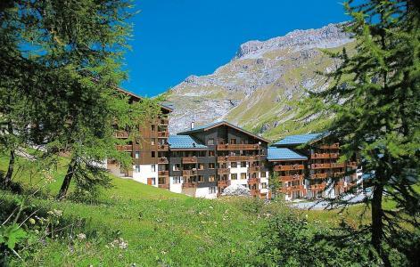 Location Val d'Isère : Résidence les Hauts du Rogoney été