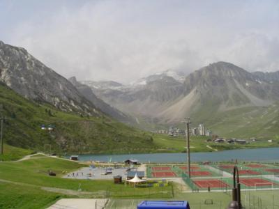 Vacances en montagne Résidence les Hauts Lieux - Tignes