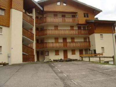 Rent in ski resort 3 room apartment sleeping corner 5 people (IRI005) - Résidence les Iris - Châtel - Summer outside